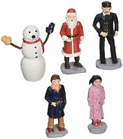 Polar Express 10th Anniversary Pewter Figure Pack