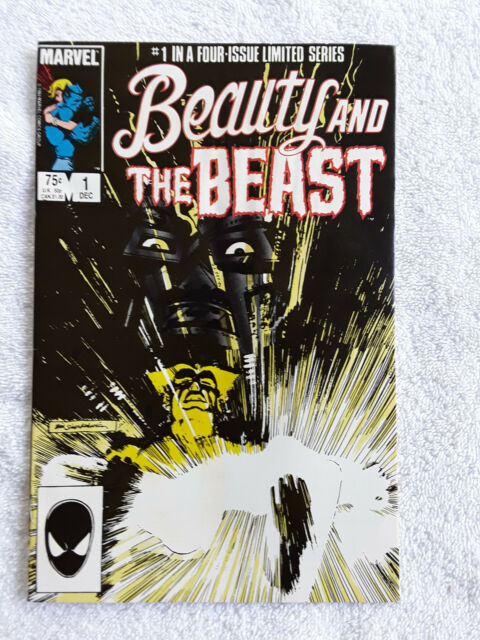 Beauty and the Beast #1 (Dec 1984, Marvel) Vol #1 Fine-