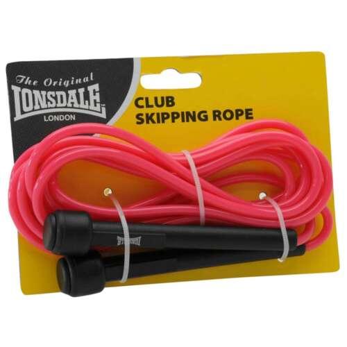 Lonsdale Unisexe Club Skipping Rope Training