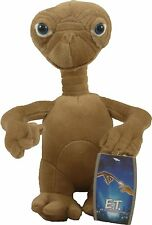 "13"" ET EXTRA TERRESTRIAL PLUSH SOFT TOY FILM GO HOME TEDDY BNWT"