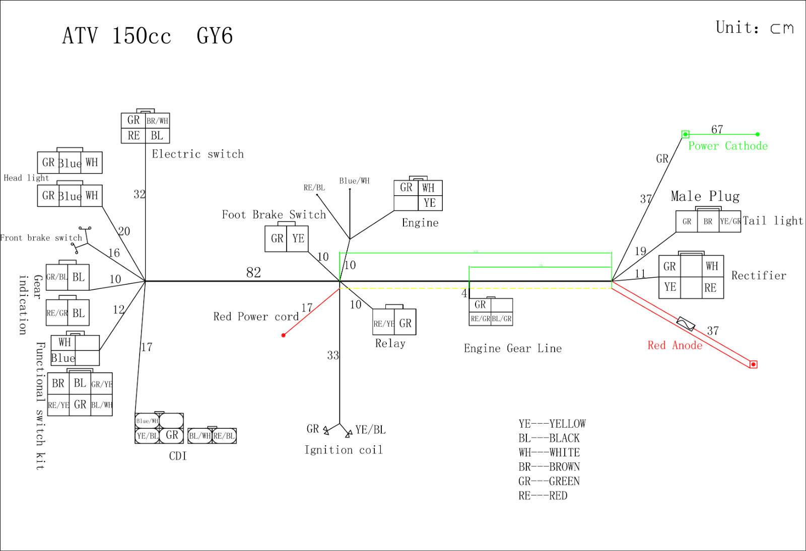 Wiring Diagram Likewise Dc Cdi Wiring Diagram Likewise Gy6 Cdi Wiring