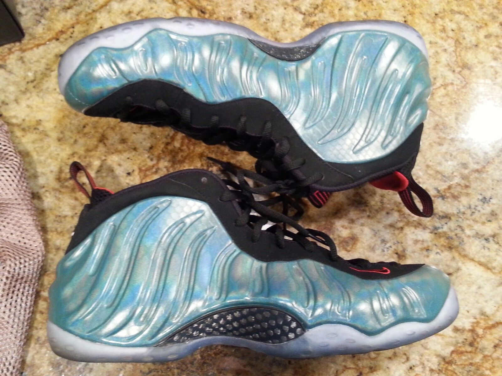 NIKE AIR FOAMPOSITE ONE GONE FISHING Size 13. 575420-300 jordan penny