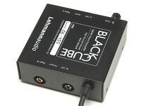 Lehmann Audio Black Cube Pre Phono Hi-end New, Official Warranty