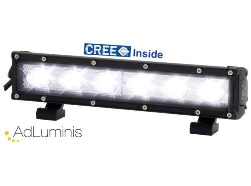 AdLuminis LED Light Bar 30W 2400 Lumen 10-30V CREE Chips Aluminiumdruckguss