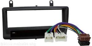 Radio-Blende-fuer-TOYOTA-Corolla-Einbau-Rahmen-ISO-Adapter-Auto-Radio-Kabel-DIN