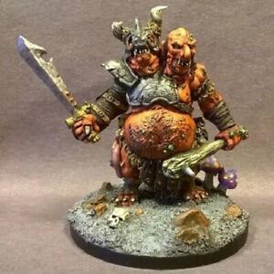 Reaper Dark Heaven Legends 02657 Lardgulp Two Headed Troll Dungeons