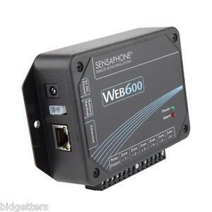 Sensaphone-WEB600-Web-Based-Monitoring-Alarm-Server-System-6-Inputs-Email-Text