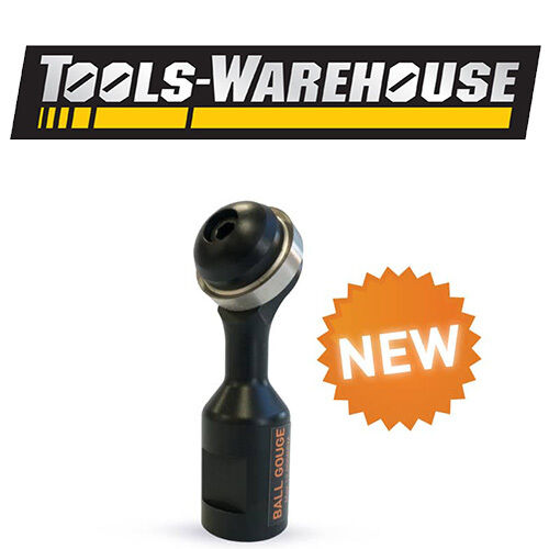 NEW ARBORTECH  BALL GOUGE - ANGLE GRINDER ATTACHMENT FITS 100/115MM - 104135