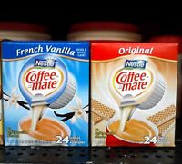 Nestle Coffee-mate Single Serve Creamers Your Choice