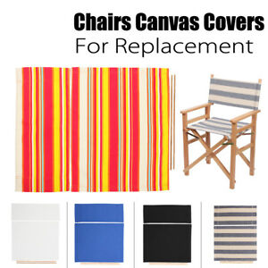 Casual-Directors-Chairs-Replacement-Cover-Stool-Protector-Canvas-Seat-Covers-Kit