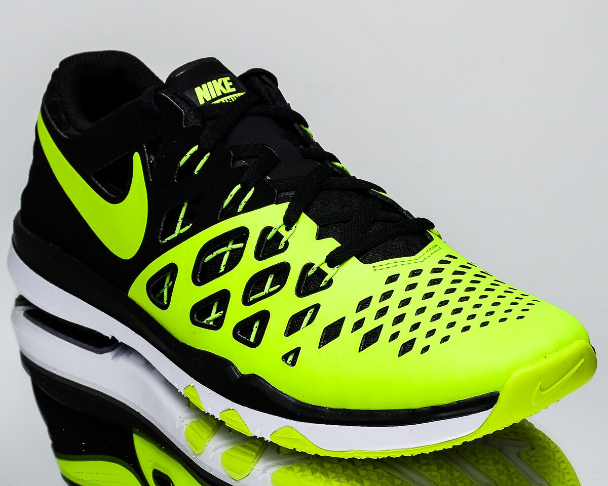 Nike Train Speed 4 IV men training train gym sneakers shoes NEW volt black