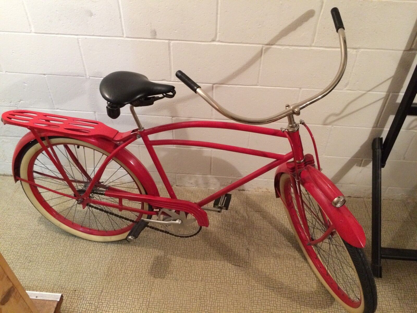 Wards hawthorne bicycle - pre-war (early 40's)