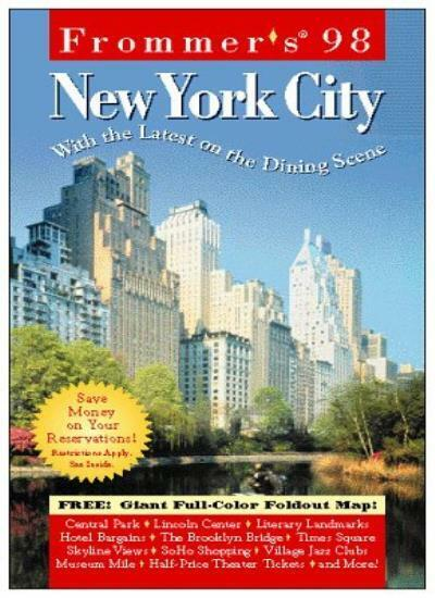 City New York '98 (Frommer's Complete City Guides),Frommer