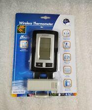 WS-9245UBK-IT La Crosse Technology Wireless Weather Station Thermometer Temp