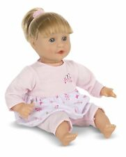 Melissa & Doug Mine to Love Natalie 30cm Soft Body Baby Doll With Hair and