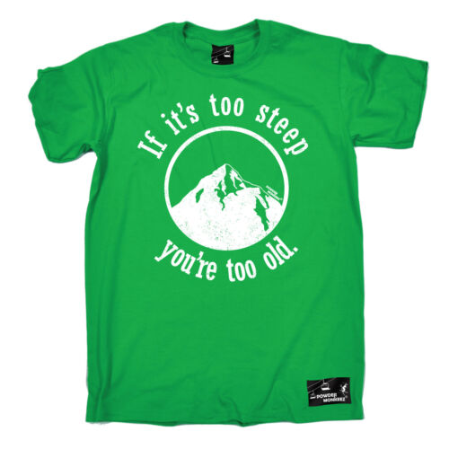 If Its Too S p Youre Too Old T-SHIRT Snowboard Snowboarding funny birthday gift