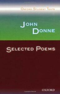 Oxford-Student-Texts-John-Donne-Selected-Poems-by-Paperback-Book-97801983