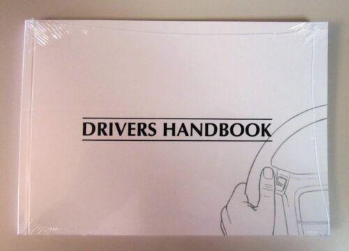 1995 JAGUAR XJS OWNERS MANUAL DRIVERS HANDBOOK NEW COUPE CONVERTIBLE