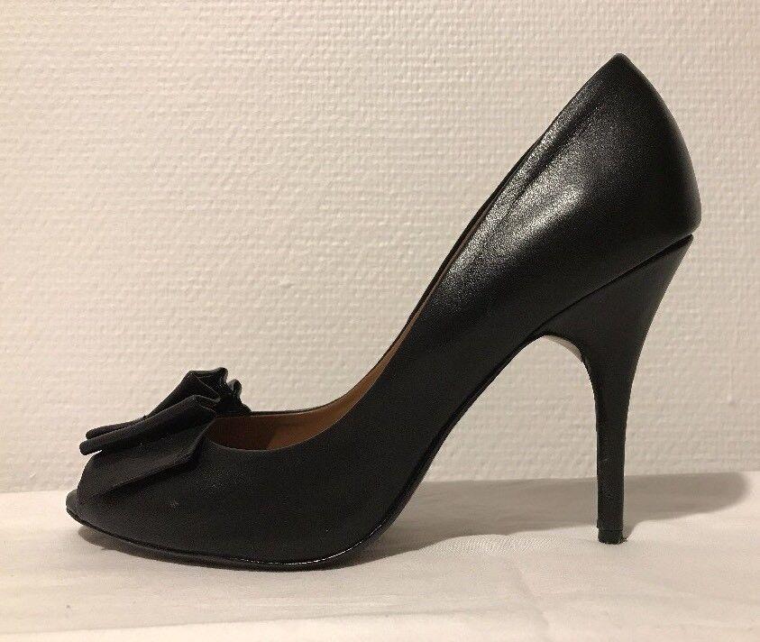 Womens Peep Toe shoes BERTIE, Size 39 (6)