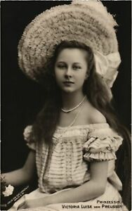CPA-AK-Prinzessin-Viktoria-Luise-v-Preussen-GERMAN-ROYALTY-867835