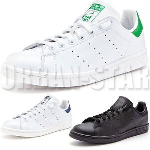 basket cuir noir homme stan smith