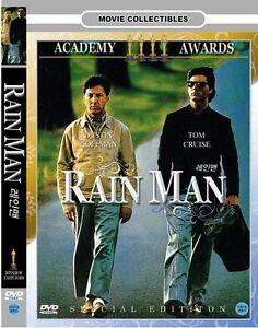 Rain Man 1988 Dvd Dustin Hoffman Tom Cruise New Sealed Ebay