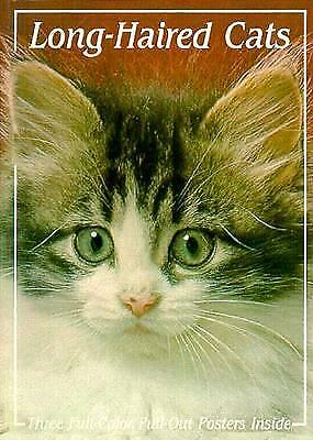 Long-Haired Cats by Jeanne Ramsdale