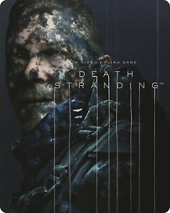 DEATH-STRANDING-Playstation-4-Steelbook-Case-Only-NO-GAME-NEW