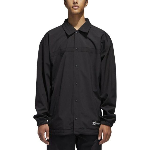 Crazy Men's 8 Coach Black Adidas Jacket S 8P0wnOk