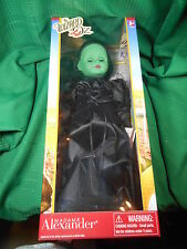 Madame Alexander Wicked Witch Wizard of Oz Halloween Zombie Green Girl Toy Doll