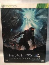 Halo 4: Prima Games official Game Guide Strategy Cheats XBox 360