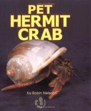 Pet Hermit Crab (Classroom Pets)-ExLibrary