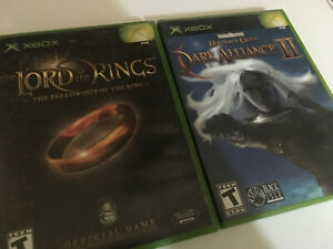 Details About Baldur S Gate Dark Alliance Ii Lord Of The Rings Fellowship Of The Ring Xbox Map