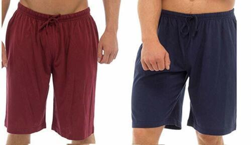 NUOVO Stilista Uomo 2 Pack Maglia Lounge Shorts migliore per casual estivi vacanze