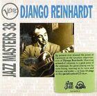 Verve Jazz Masters 38 by Django Reinhardt (CD, Nov-1994, Verve)