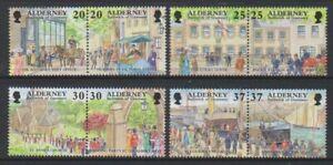 Alderney-1998-Garrison-Island-2nd-Series-Ensemble-MNH-Sg-A116-23