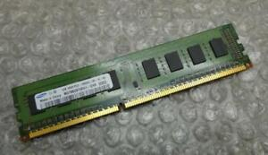 1GB HP Samsung 497156-860 PC3-10600U DDR3 1Rx8 Non-ECC Computer Memory RAM