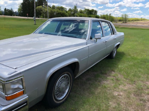 1984 Cadillac for Sale by Original Owner