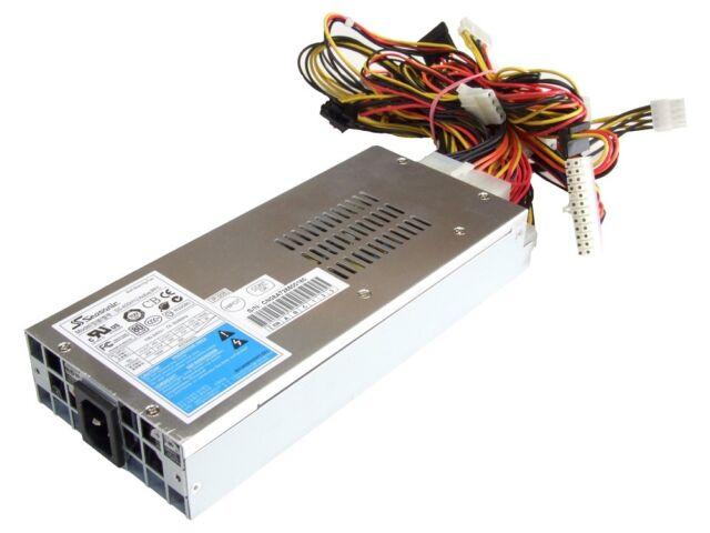 1U 1HE Computer PC Alimentazione 400 Watt PSU Alimentatore 24/8/4-Pin SATA Pcie