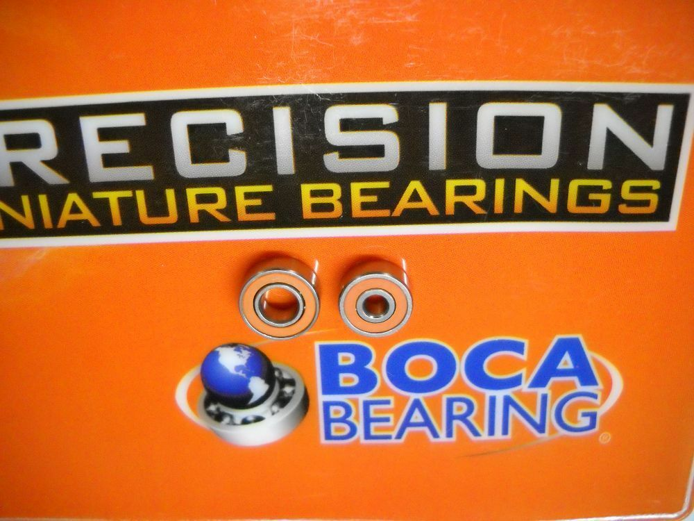 Boca orange Seal ABEC7 Bearings - Daiwa AGGREST 100H 100HL 100SH 100SHL.........