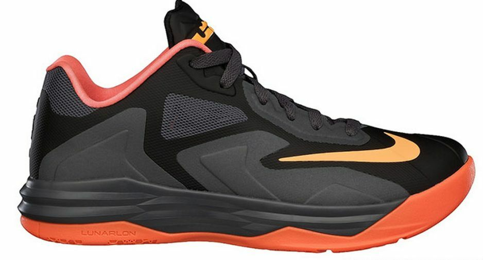 NEW NIKE SIZE LEBRON ST III = SIZE NIKE 10 = MEN'S BASKETBALL SHOES STYLE 100d38
