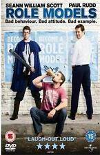 ROLE MODELS Paul Rudd*Sean William Scott*Jane Lynch Bromance Teen Comedy DVD EXC
