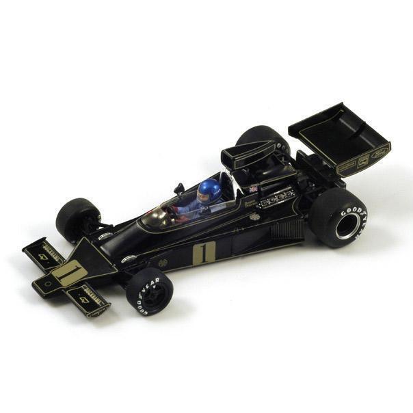 1 43 Lotus 76 Ford  Spanish Grand Prix 1974  Ronnie Peterson