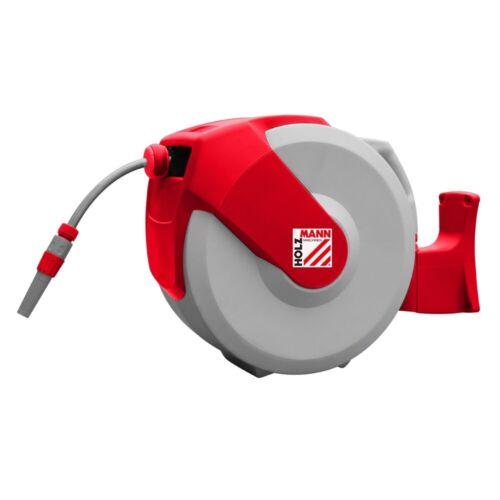 Holzmann Wasserschlauch-Aufroller WSR 20PRO Schlauchaufroller Wasserschlauch