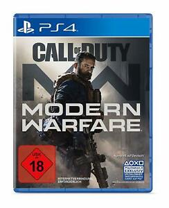 CoD-Call-of-Duty-Modern-Warfare-PS4-Deutsch-UNCUT-NEU-Vorbestellung