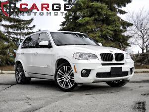2013 BMW X5 35i - Msport| Pano Roof| Nav| Power Tailgate