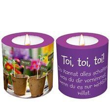 Eine Kerze für Dich - Toi, Toi, Toi + PartyLite Teelicht GRATIS