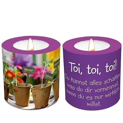 PartyLite Teelicht GRATIS Männer Eine Kerze für Dich