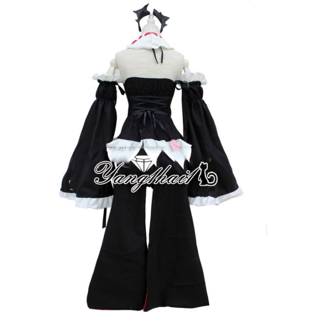Anime Seraph of the end Krul Sweet Lolita Dress Cosplay Suit Costume Gothic#2544