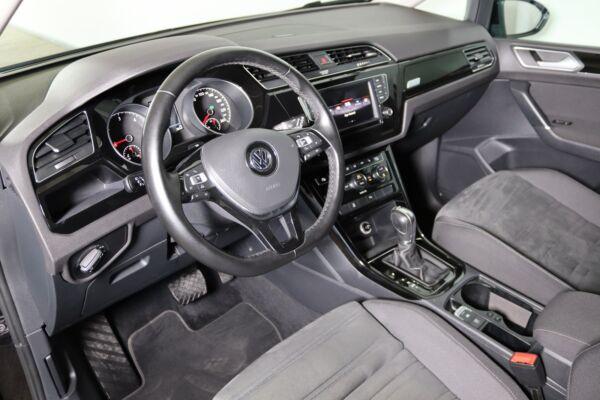 VW Touran 2,0 TDi 150 Highline DSG 7prs - billede 5